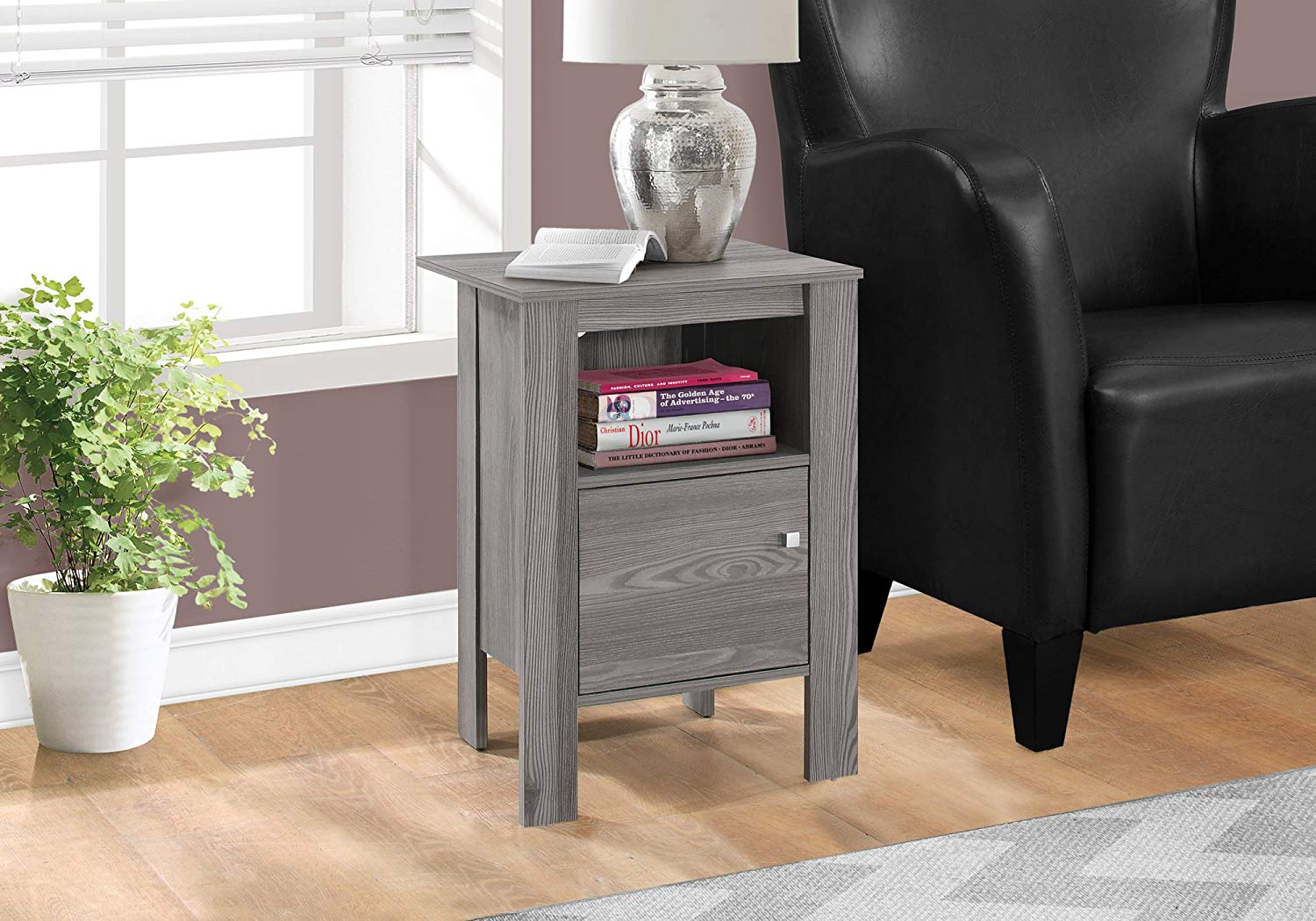 the super real mainstays nightstand end table set mira road monarch specialties accent night stand with storage grey kitchen dining tables houston dark wood room furniture glass