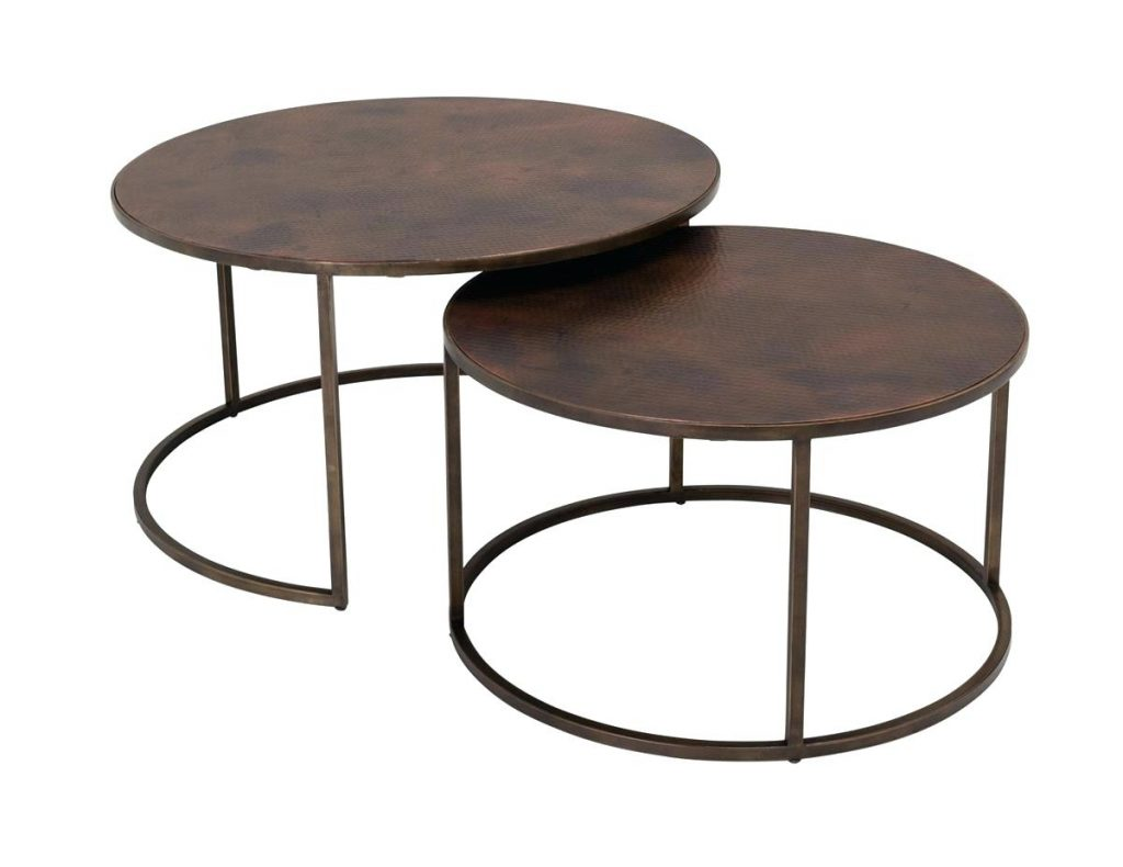 the super round drum end table tures jockboymusic side copper top related brown ancient metal hammered coffee ideas complete living room designs furniture tables dining marble