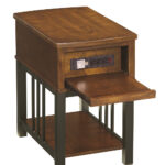 the terrific beautiful end table with built power strip city liquidators furniture home ashley jaysteen side broyhill usb round dining and chairs coastal tables drum modern nest 150x150