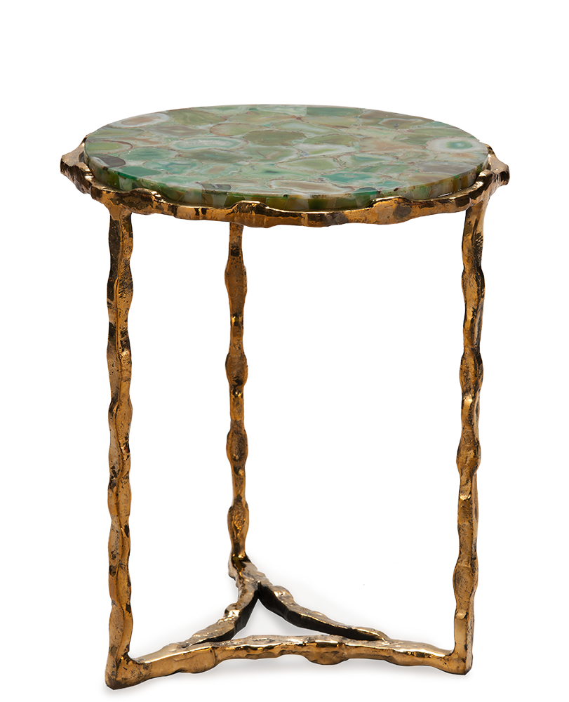 thee green table top agate leg pinched rod round shiny accent brass battery powered standing lamp world market dresser black outdoor side armoire desk half with drawers lacquer