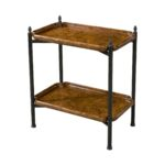 theodore alexander butlers tray accent lamp table brooklyn metal butler bistro tablecloths round french chairs pier lamps outdoor shelf trend furniture small modern side door 150x150