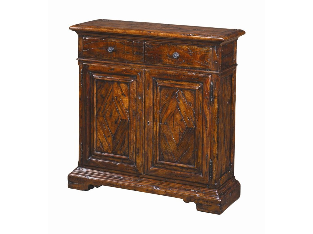 theodore alexander cabinets and sideboards traditional drawer products color antique wooden accent table sideboardsside cabinet extra tall small crystal lamp shades yellow home