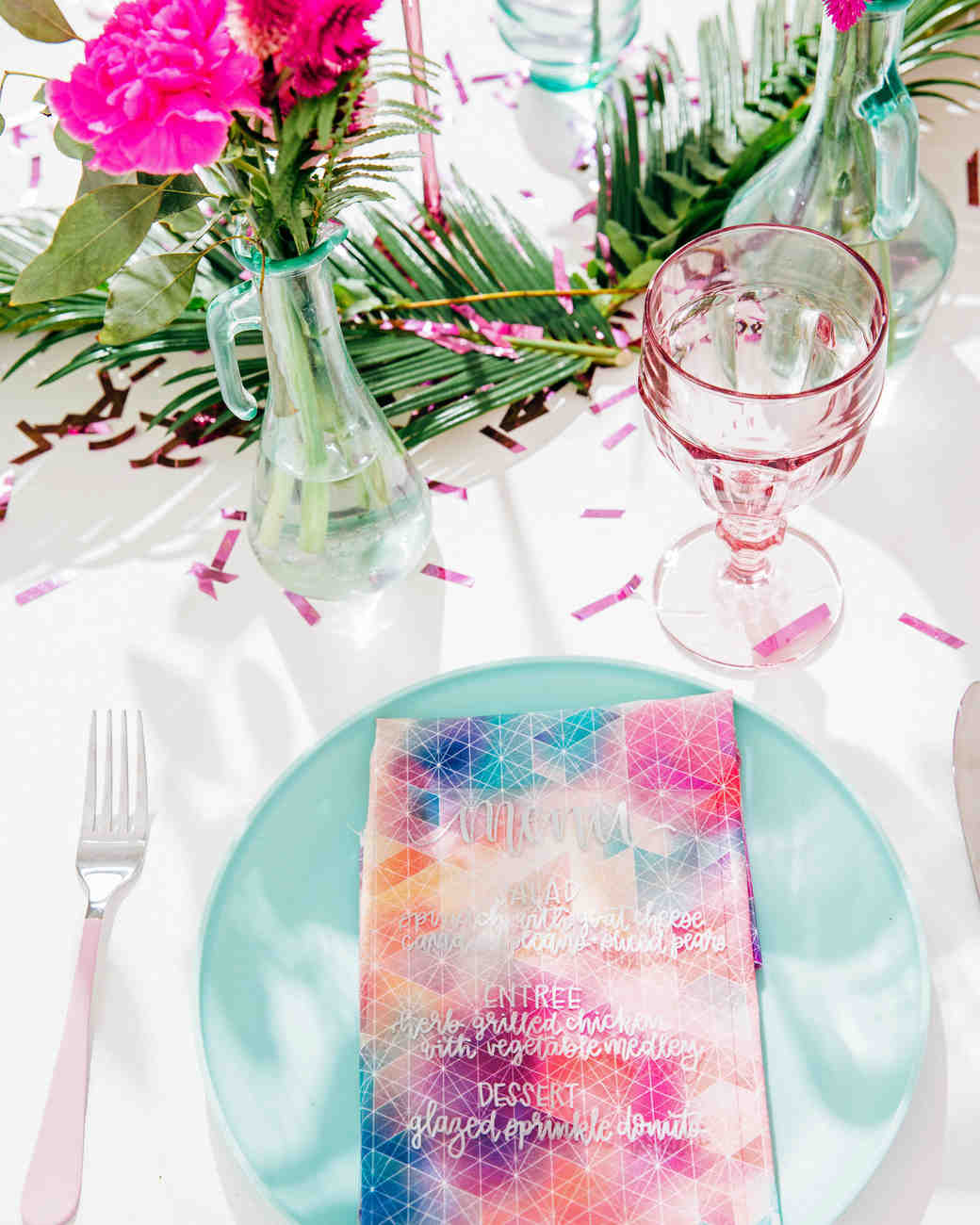 these statement linens will take your wedding reception the next matthew morgan vert artistic accents tablecloth level martha stewart weddings real wood flooring ikea glass table