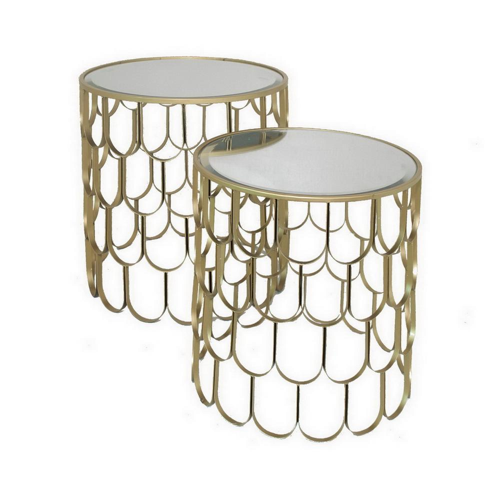 three hands gold accent table set the coffee tables destination lighting coupon nesting living room bronze lamp laptop side blue dining chair design round decor short colorful