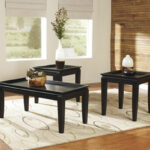 three piece framed tray contemporary accent table set dark brown big black marble christmas tablecloth and runner sets battery powered led lights acrylic side drum cymbals console 150x150