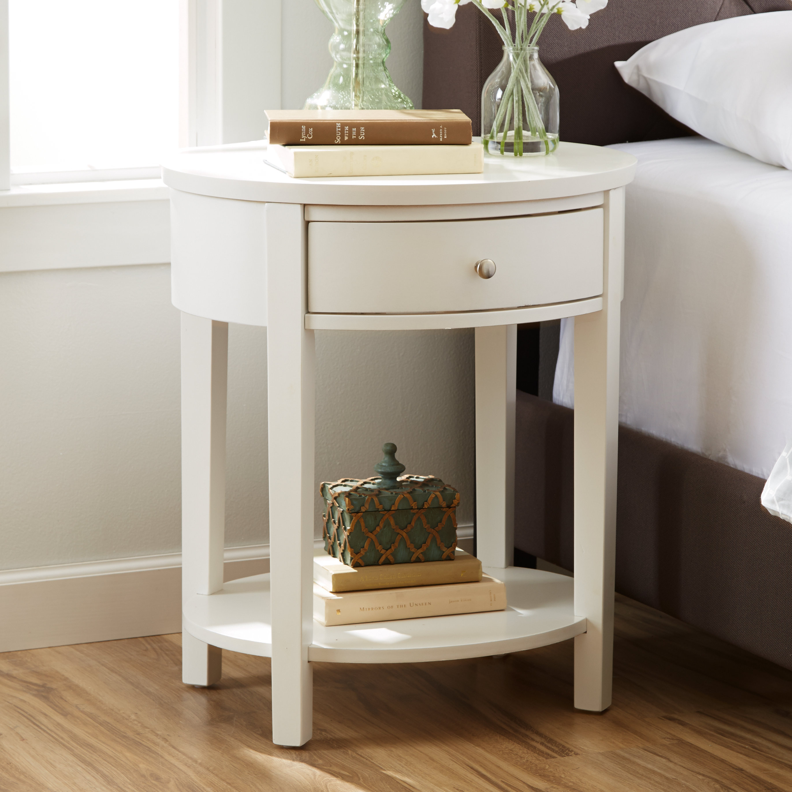 three posts canterbury end table with storage reviews faux wood accent front door entry tables quatrefoil contemporary small desk hutch height tablecloth protector narrow farm and