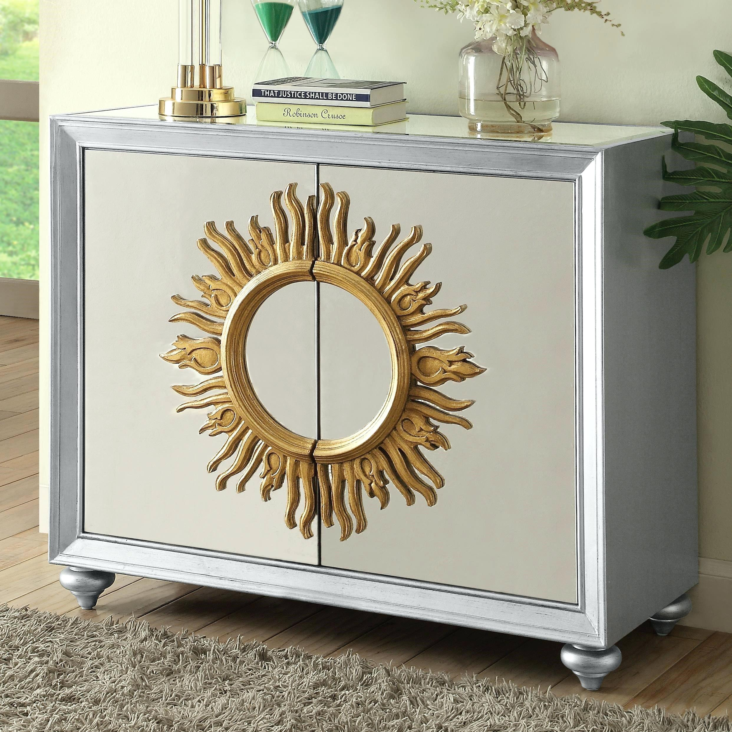 threshold accent cabinets cabinet one door teal coaster mirrored with sun design home ideas center christchurch candy table vintage hexagon side height adjustable desk backyard