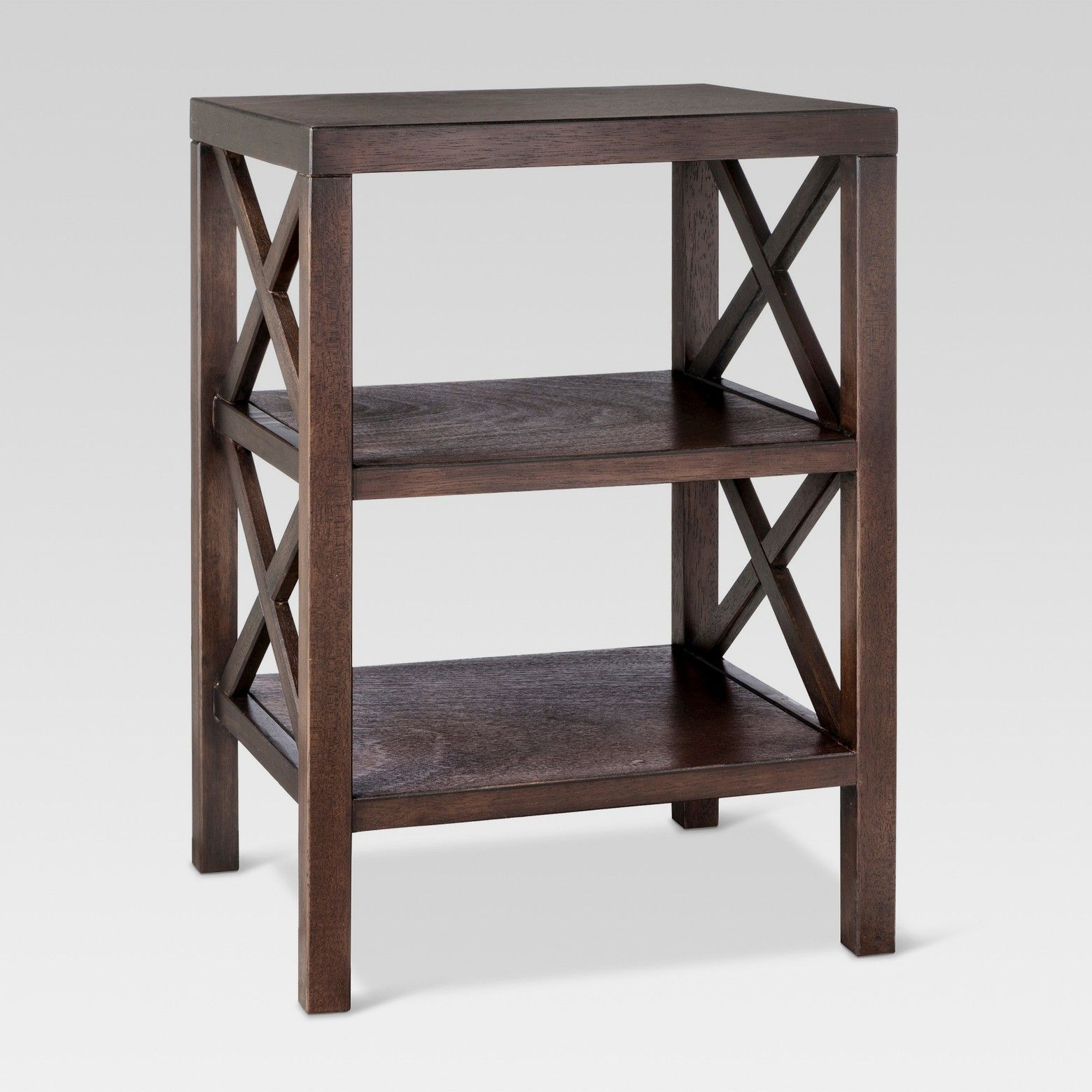 threshold accent table espresso small storage and pipe desk pottery barn sofa black end umbrella chairs walnut outside patio furniture covers tall skinny lamps round dining for