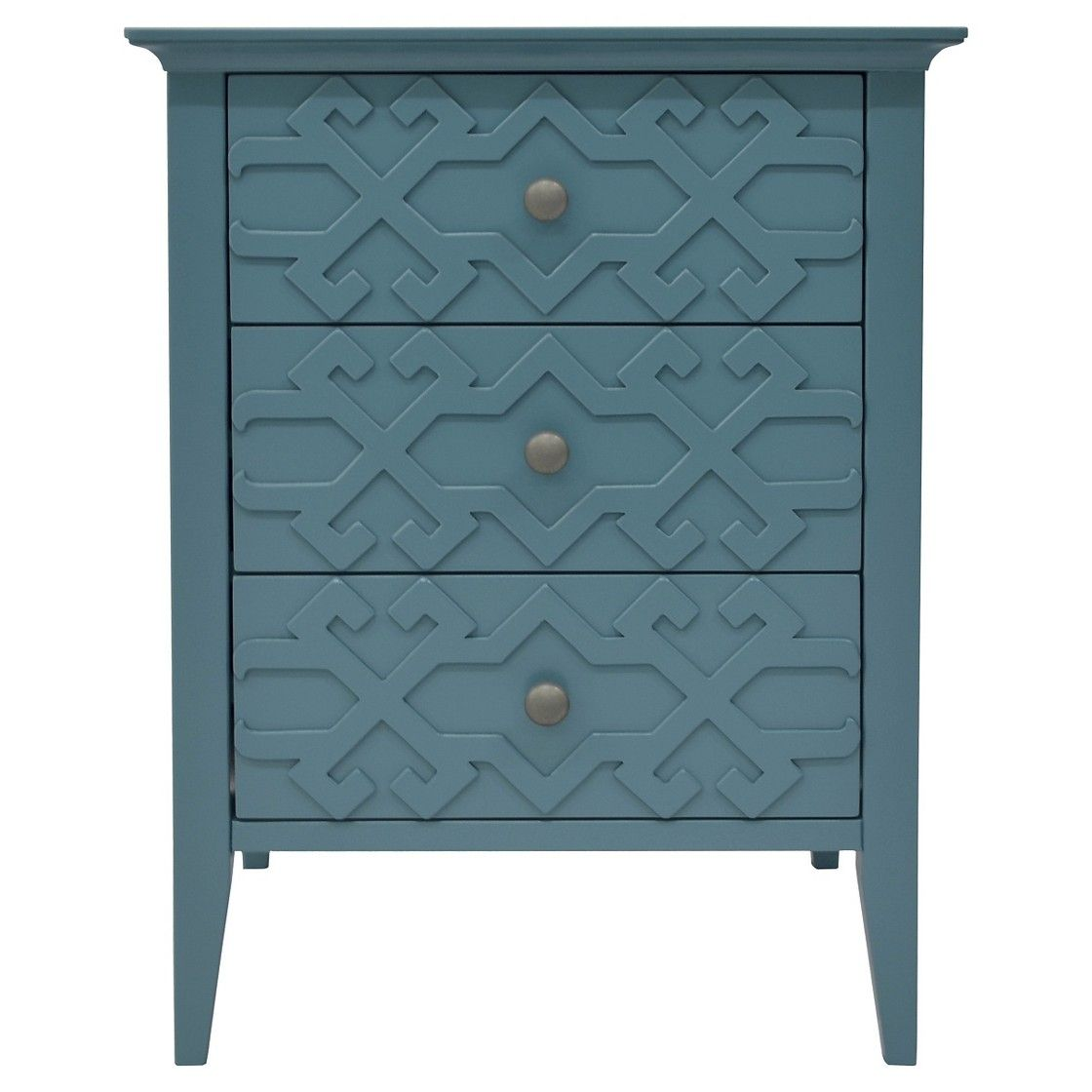 threshold accent table teal new house fretwork door console cabinet breakfast chairs sofa ideas wicker drum bar height legs mid century modern dining room patio cover umbrella
