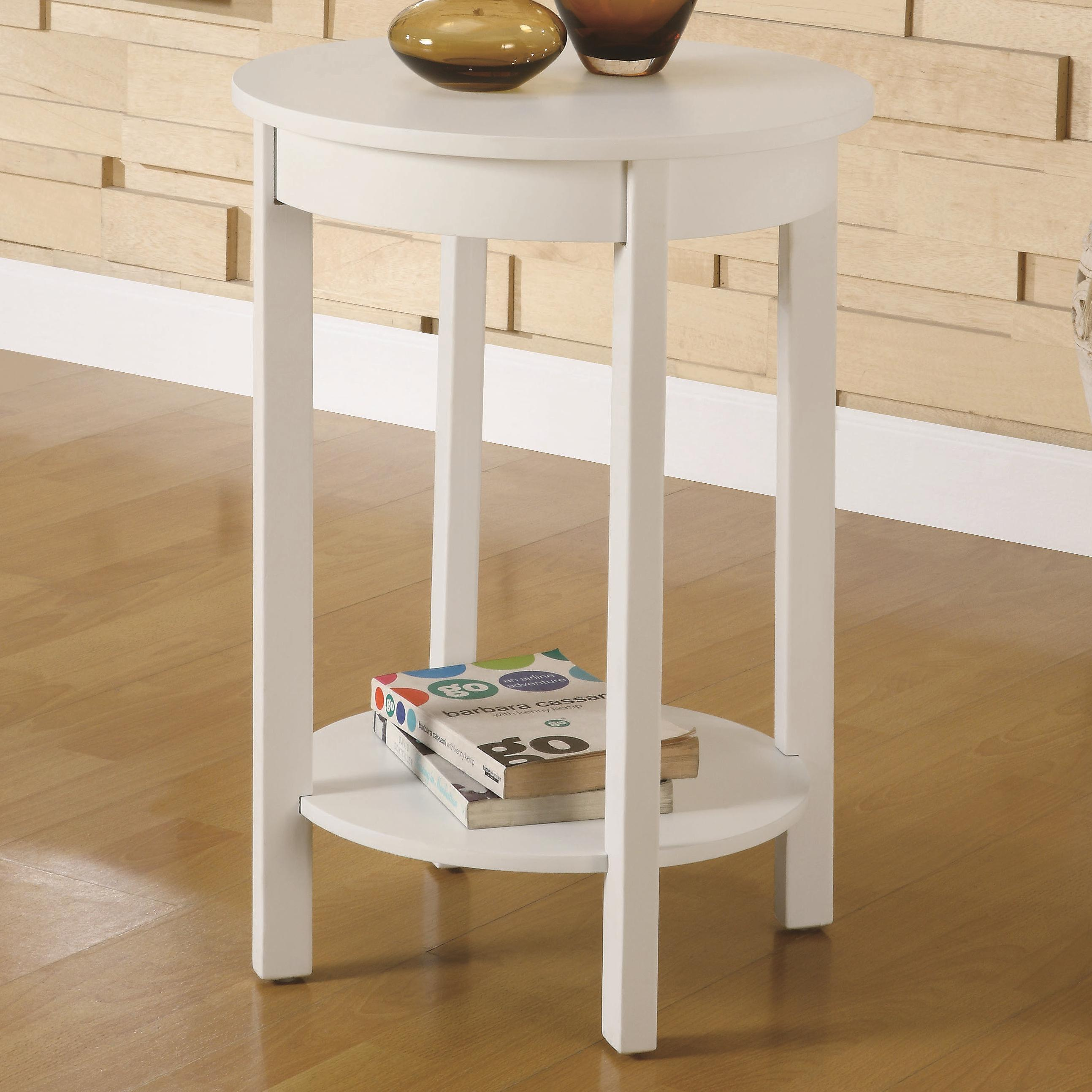 threshold accent tablecloth side table faux for decorating pedestal small wooden round white unfinished ideas cover wood tablecloths tables full size timber furniture reclaimed
