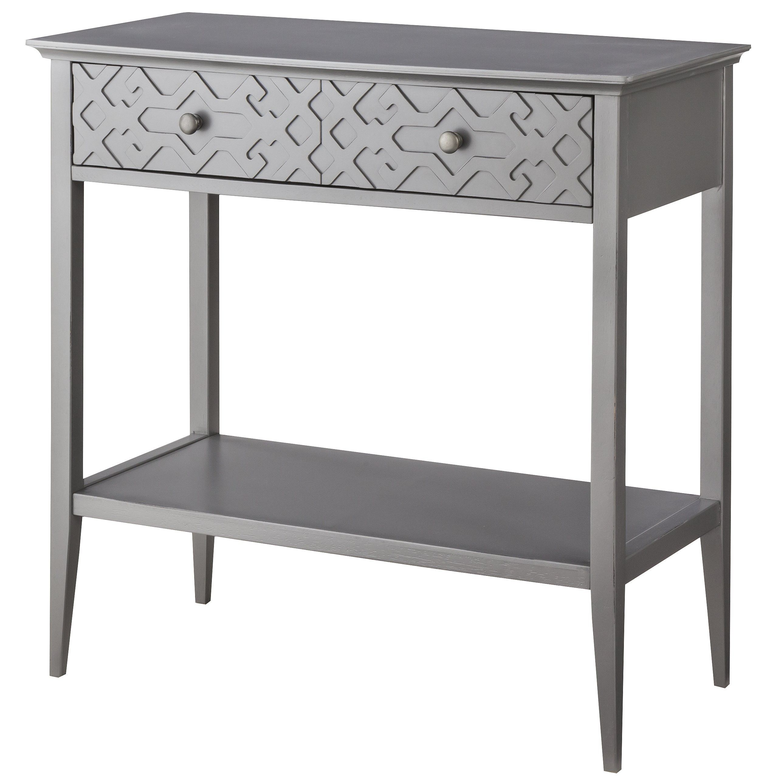 threshold fretwork console table target hardecore accent teal order legs wrought iron coffee industrial cart small bar height patio beer cooler cherry wood night sofa ideas