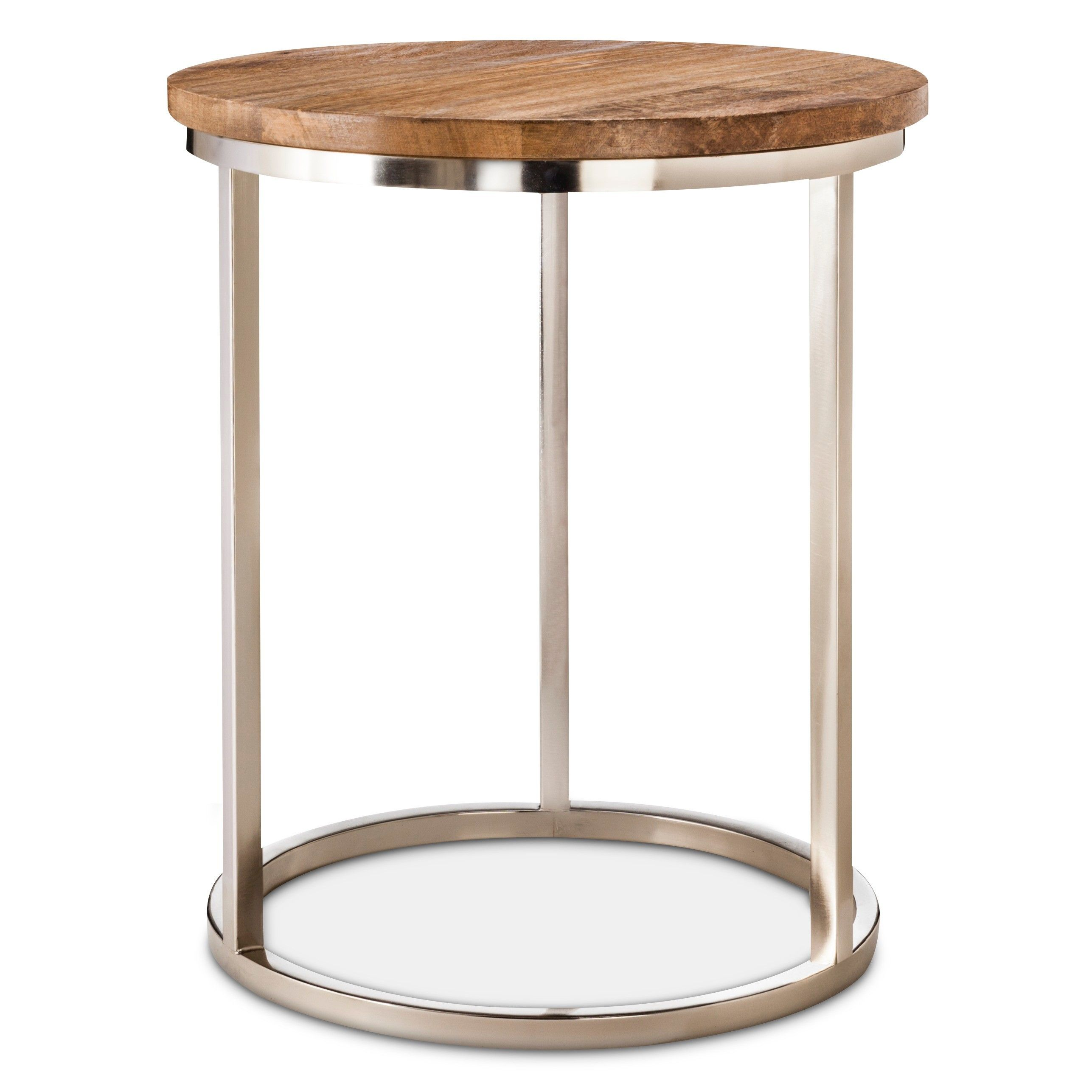 threshold metal accent table with wood top target for the home outdoor woven hand painted coffee small solid coastal living lamps and chairs white storage modern nest tables