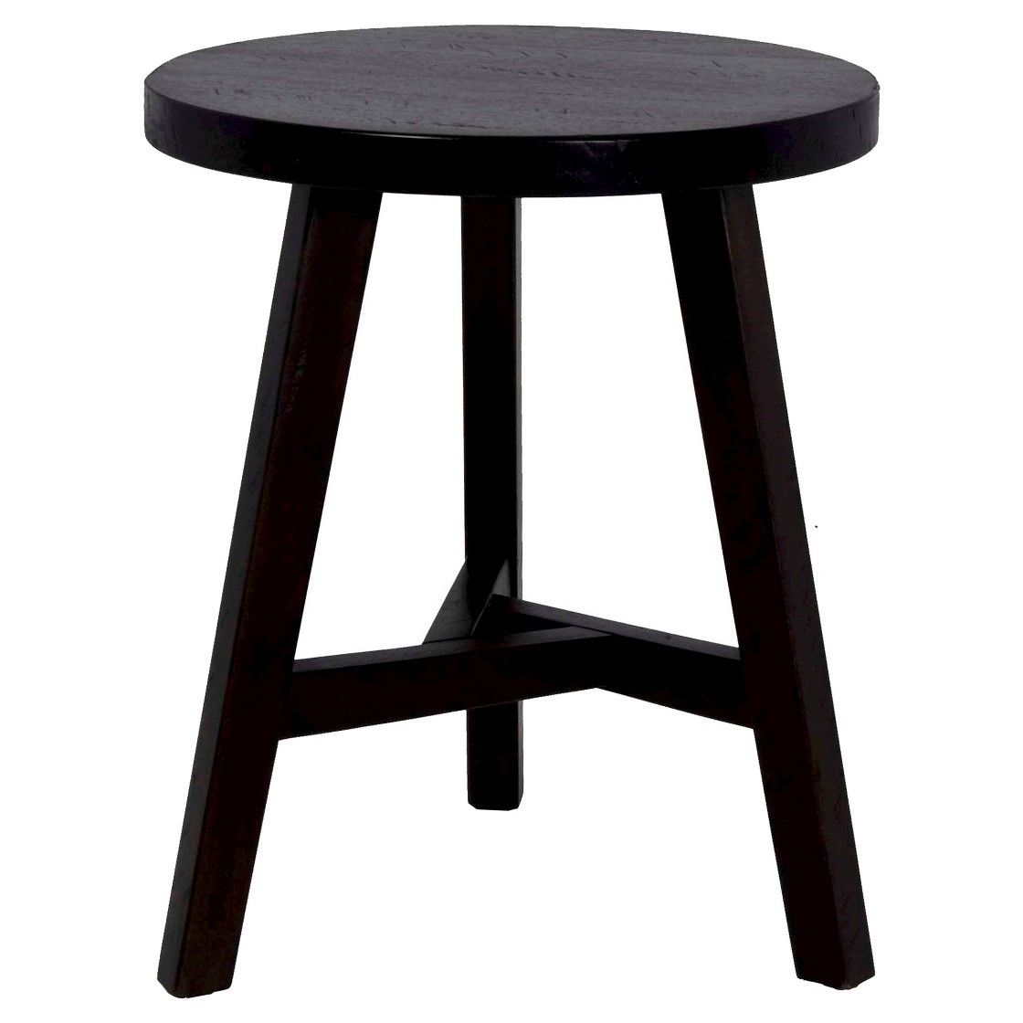 threshold round stool accent table espresso decor nest glass side tables bathroom small antique and chairs worktop legs patchwork rug target gold inch console shallow cabinet bar