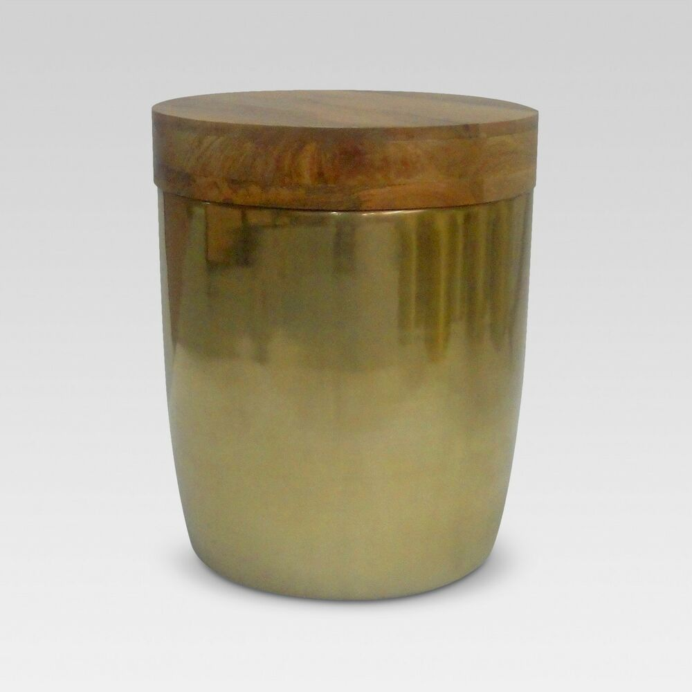 threshold storage drum accent table gold cylinder details about bedside lights quality lamps patio furniture toronto tiffany lily lamp shades black marble top end tables chest