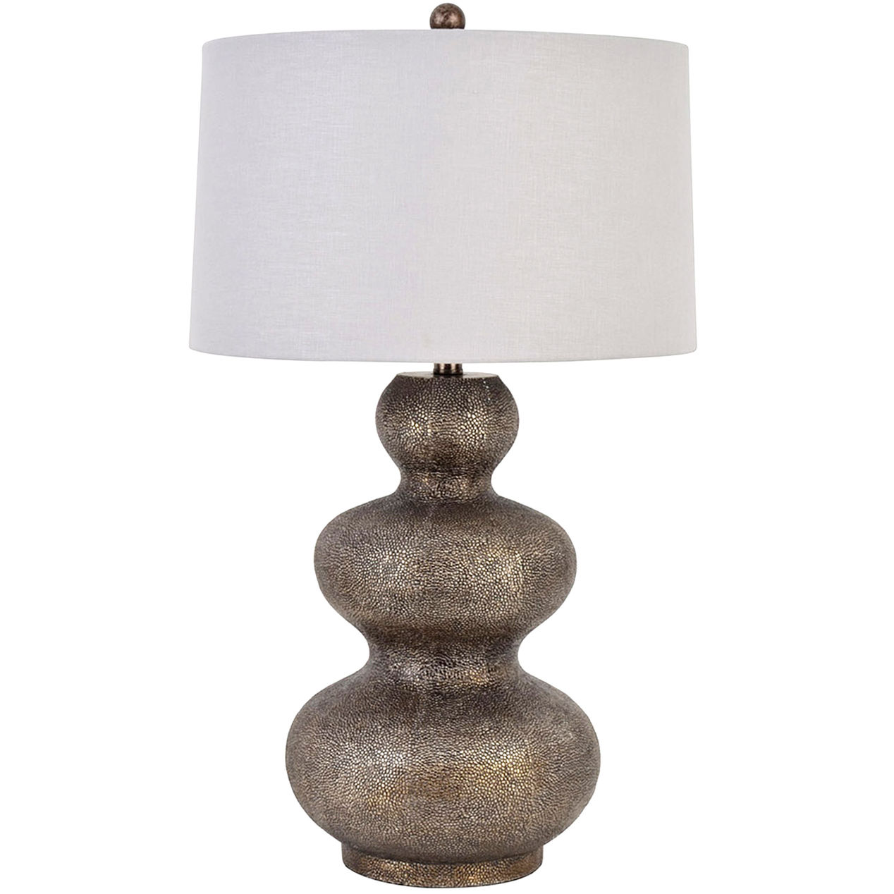 tier bronze ball table lamp shade sold separately home battery operated accent lamps zoom decorative nautical lanterns martel off white round coffee glass dinette set bunnings