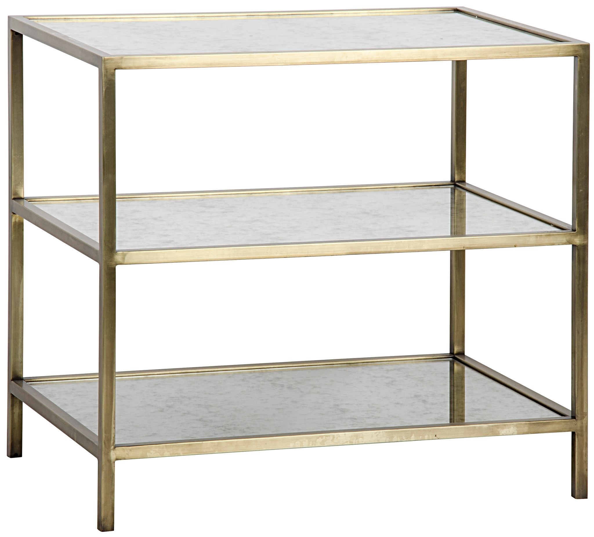 tier side table antique brass metal and mirror quick tiered accent diy outdoor long white wicker furniture gray nightstand modern legs tall thin lamps chest nook plus threshold
