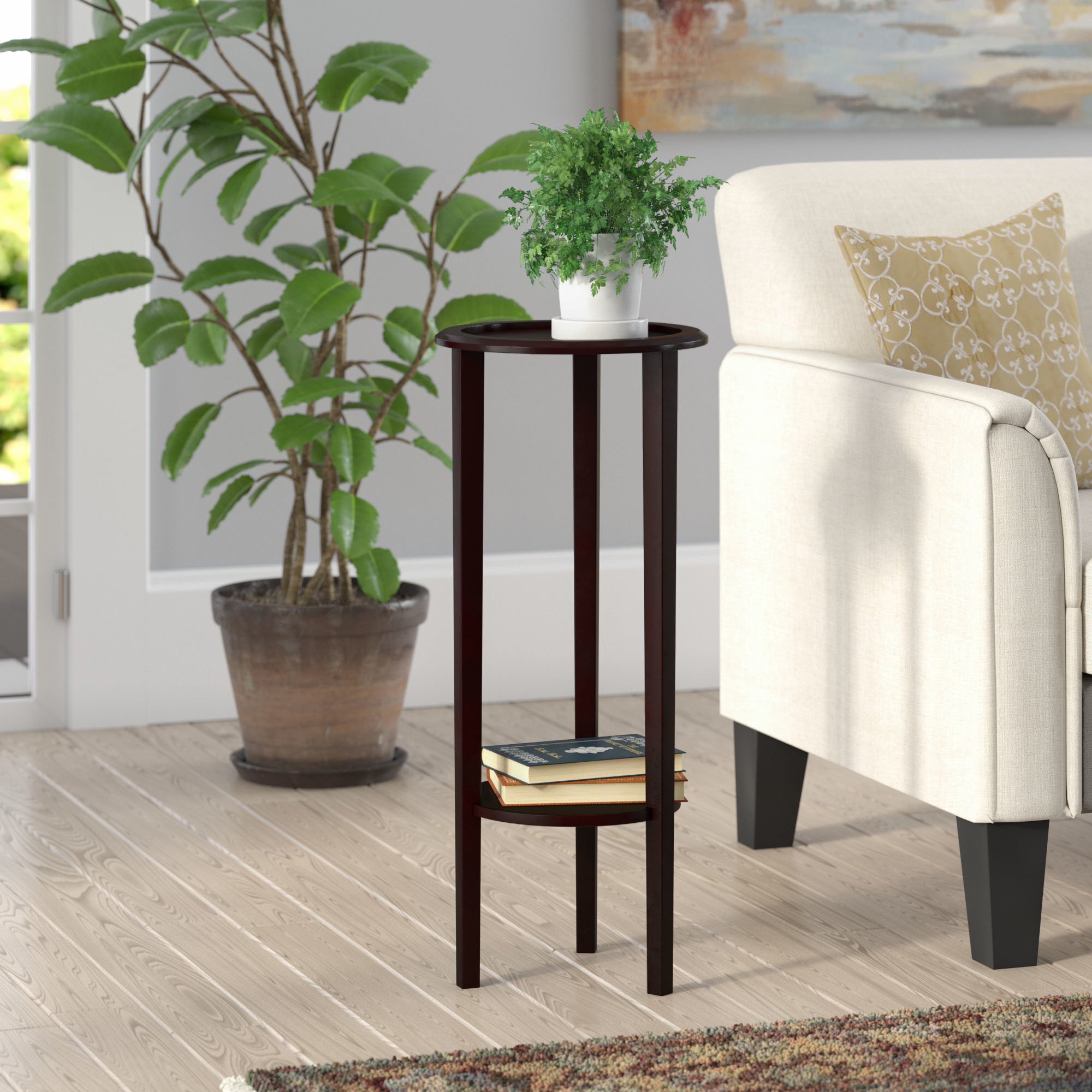 tiered accent table jonas multi end metal white round nesting tables marble tops tall thin lamps modern legs ashley furniture wesling coffee cherry oak wicker outdoor inch gray