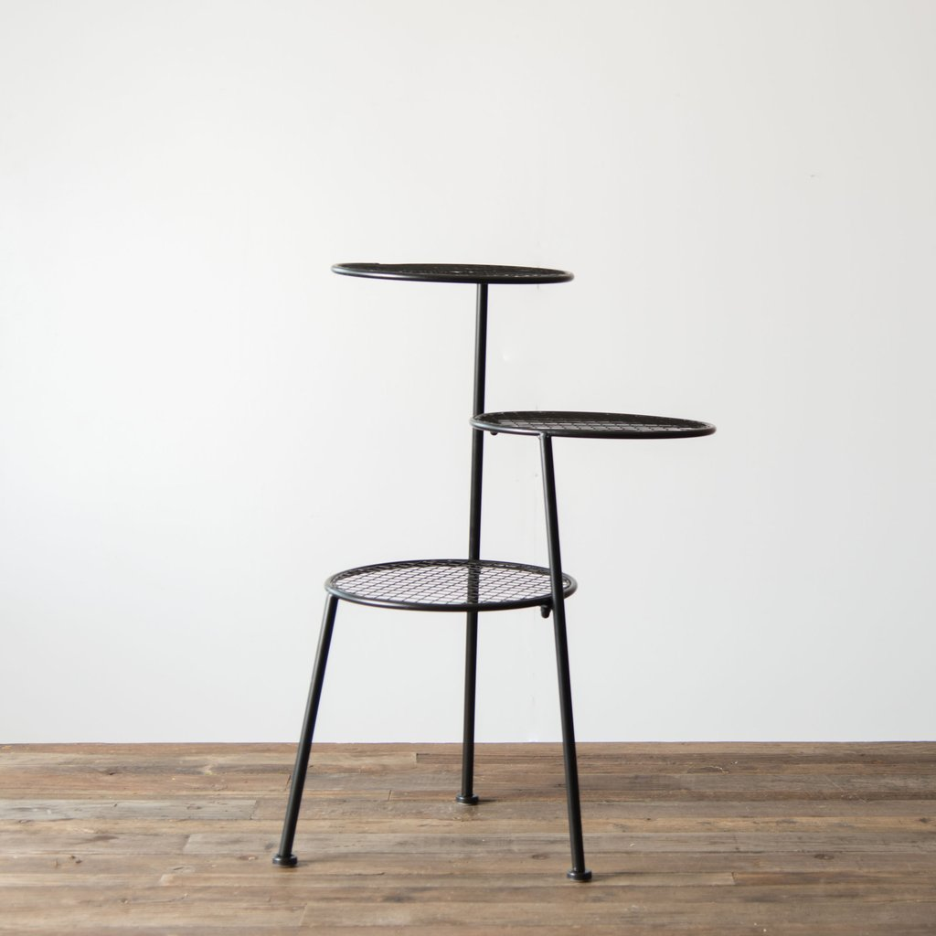 tiered metal accent table magnolia chip joanna gaines product stool oak nest tables ikea small teal interior design ideas for living room tall thin console target bedroom vanity