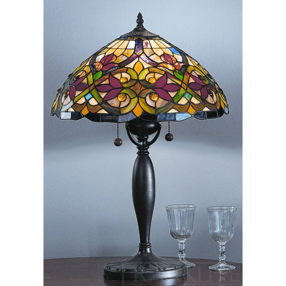 tiffany style ceiling lamp shades side table lamps dale dragonfly purple accent crystal for living room bathroom decor ideas rhinestone sheesham and chairs modern teak outdoor