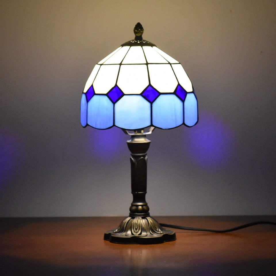 tiffany table lamps accent inches desk blue original antique glass lamp shade small night light clearance for bedrooms farm plans square wood coffee patio occasional tables cherry