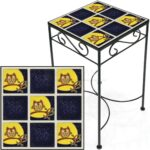 tile accent table owls night tall square save metal and acrylic console ikea gold brass side white carpet door strip furniture anchors small marble dining oak end tables with 150x150