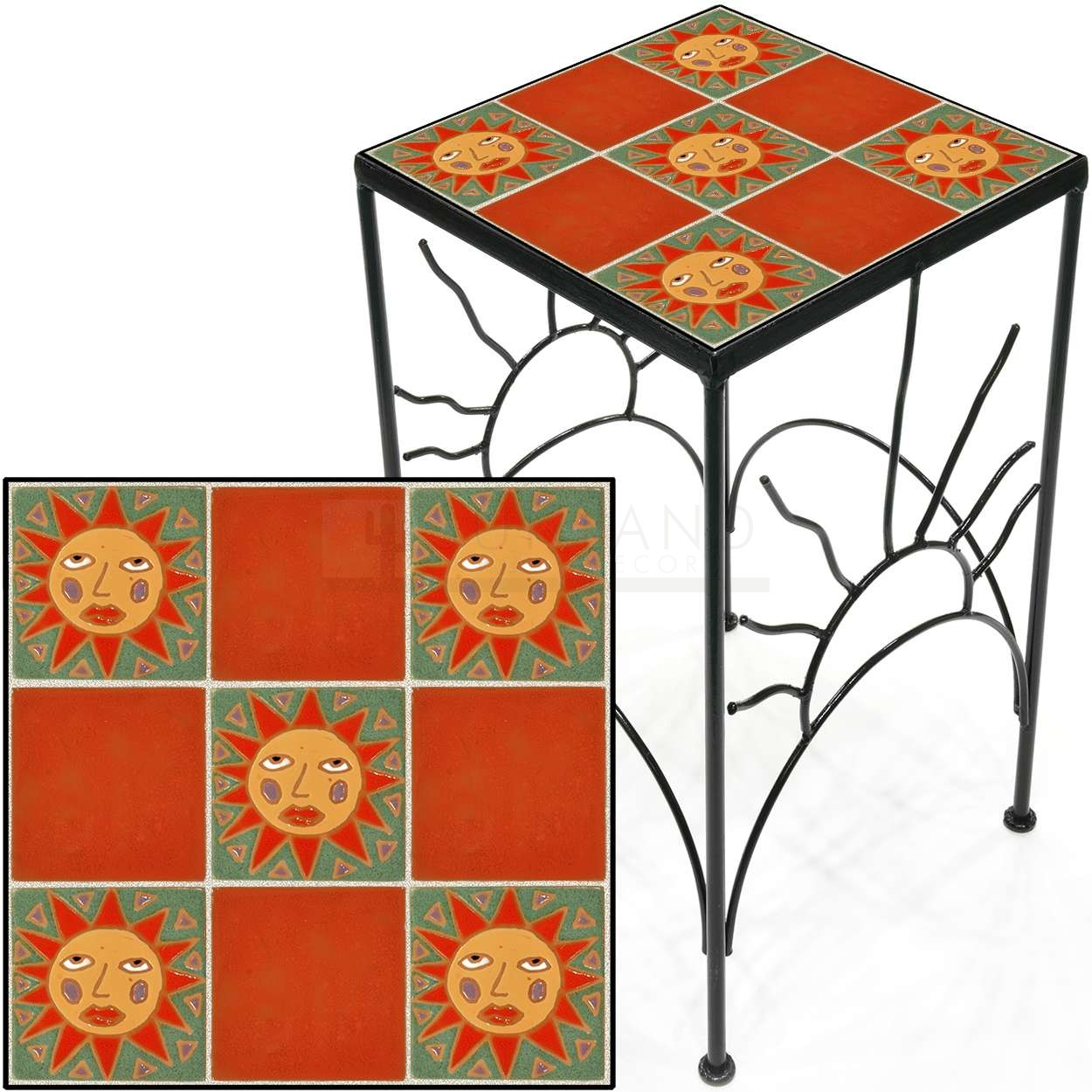 tile accent table sun faces orange tall square save metal and charcoal grey coffee living room storage units popular tables pier floor lamps narrow drop leaf white couch covers