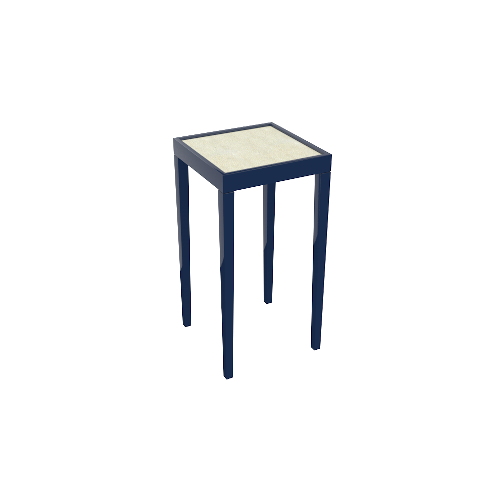 tini tables high end accent for small spaces custom club navy beach shagreen table bedroom furniture round silver tiffany reading lamp black mirrored nightstand white standing