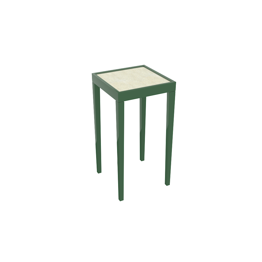 tini tables high end accent for small spaces custom peale green beach shagreen table chestnut asian drum battery powered standing lamp unfinished dining chairs quilted runners