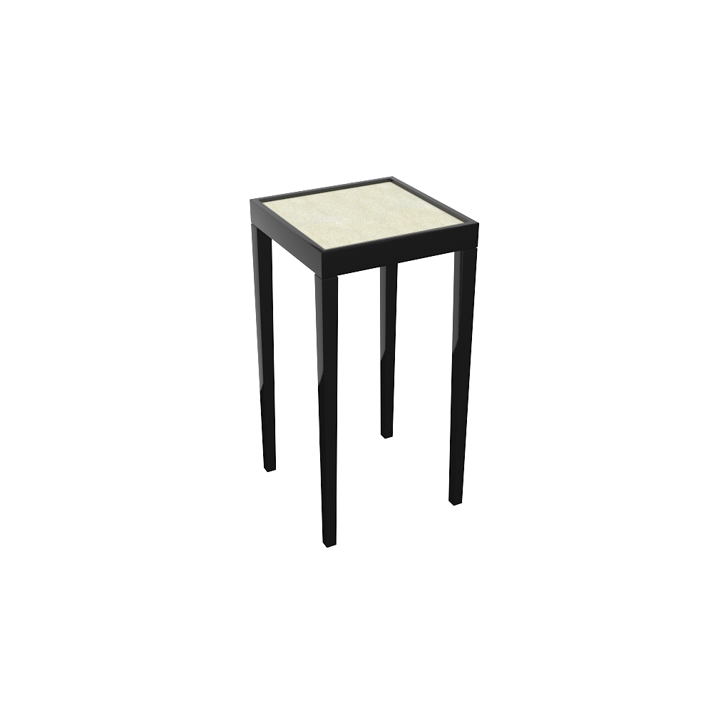tini tables high end accent for small spaces custom tricorn black beach shagreen table ikea storage ideas brown modern light wood living room cabinet furniture clamp lamp