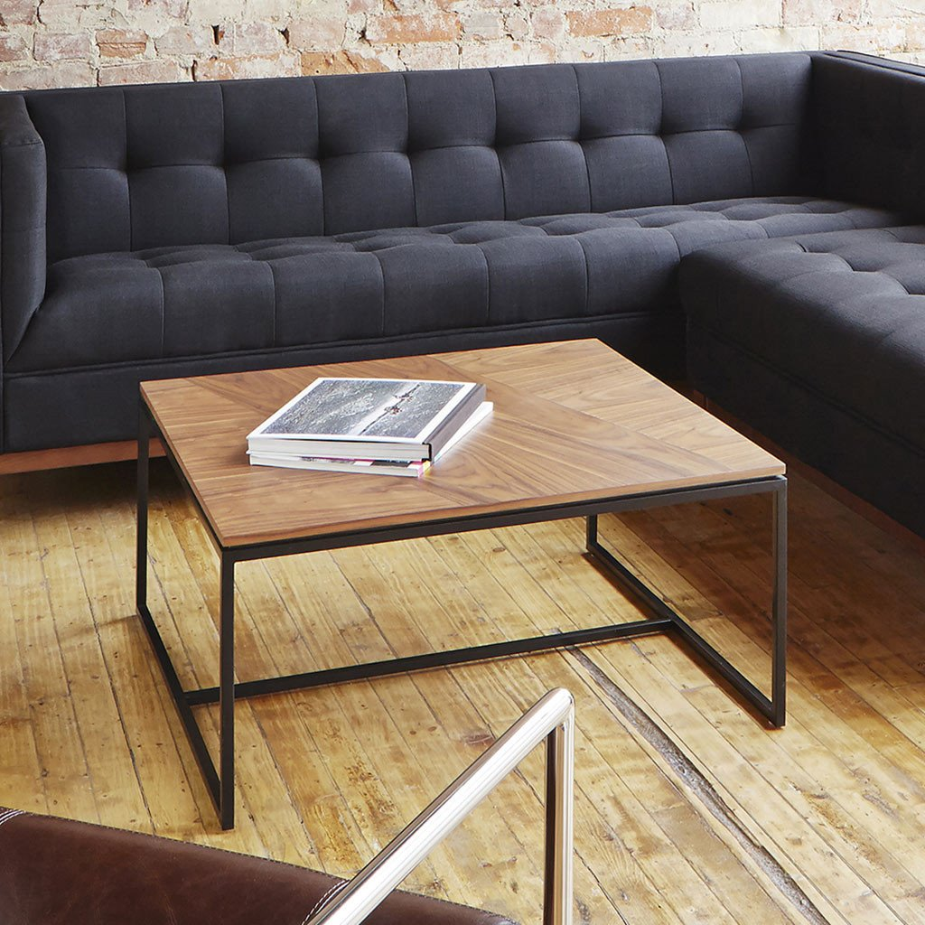 tobias coffee table square accent tables gus modern atwood sectional laurentian onyx end walnut secret gun compartment furniture edmonton ashley marble top cabinet dining ideas