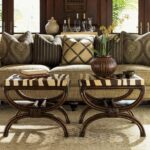 tommy bahama royal kahala striped delight accent table zebra borrowing from asian pacific theme the home introduces charming touch casual room modern interior design ideas hampton 150x150