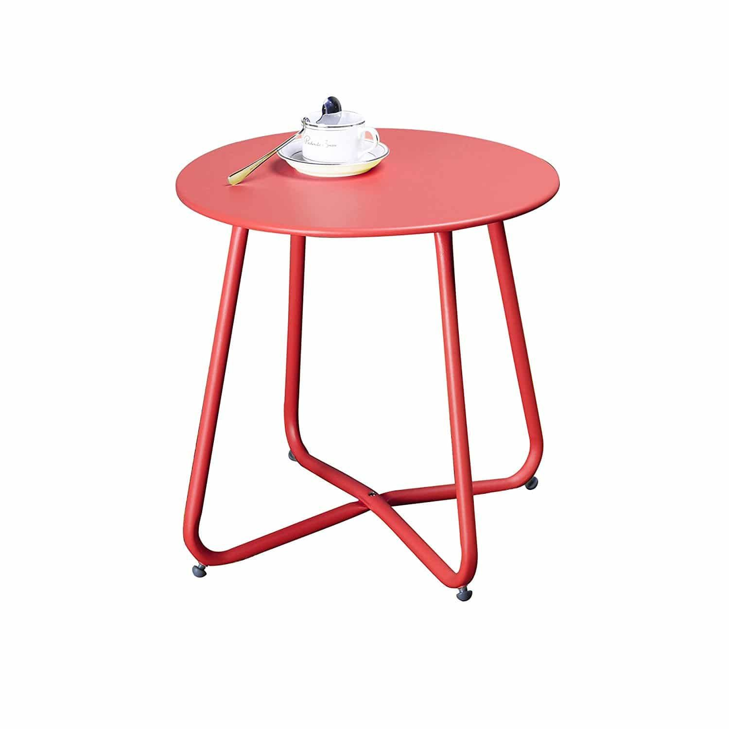 top best outdoor coffee tables metal side table grand patio steel weather resistant red small round piece end set skinny ikea childrens storage units sequin tablecloth pedestal