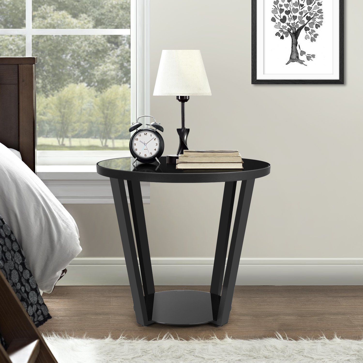 top superb pedestal accent table gold bedside tall round side end tables coffee with design twin over full vintage ethan allen dresser outdoor stool lamps for bedroom queen anne