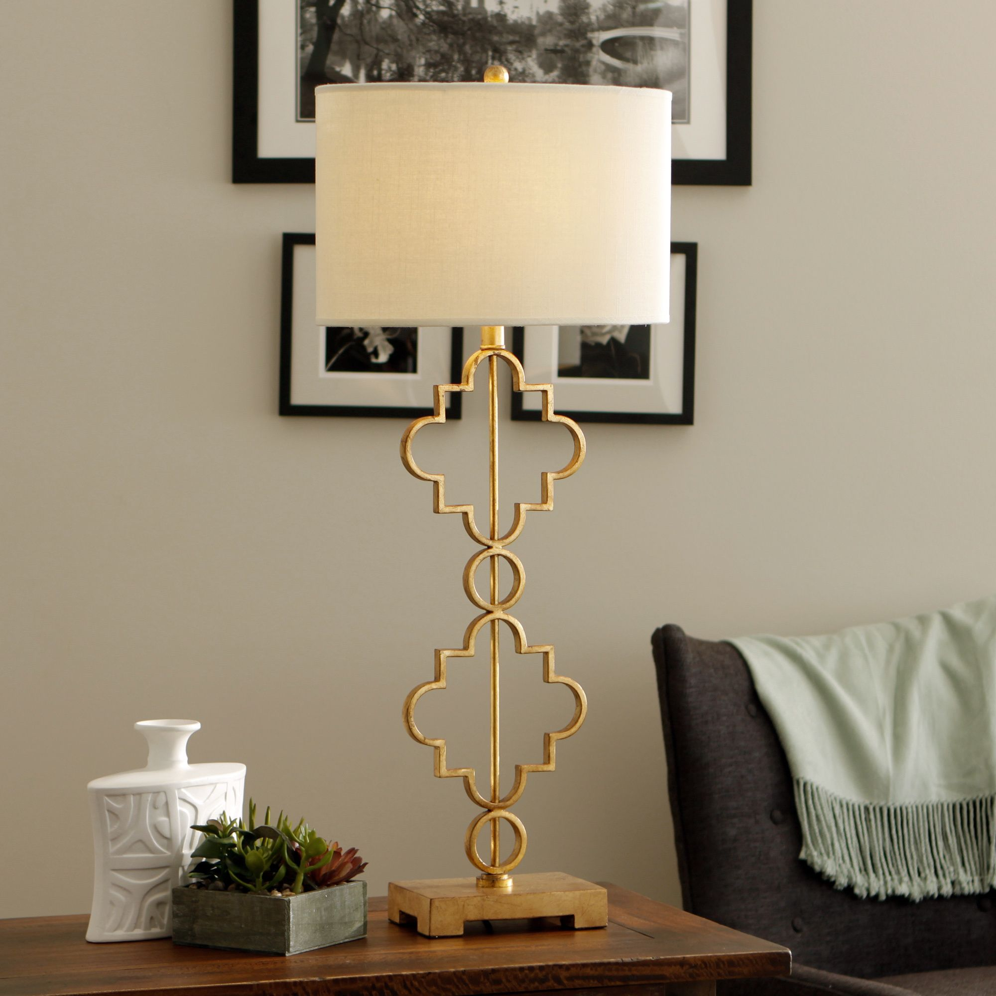 touch sophisticated charm any accent table with the lamps contemporary moroccan lamp showcasing stunning antique gold leaf finish small white night multi colored low outdoor