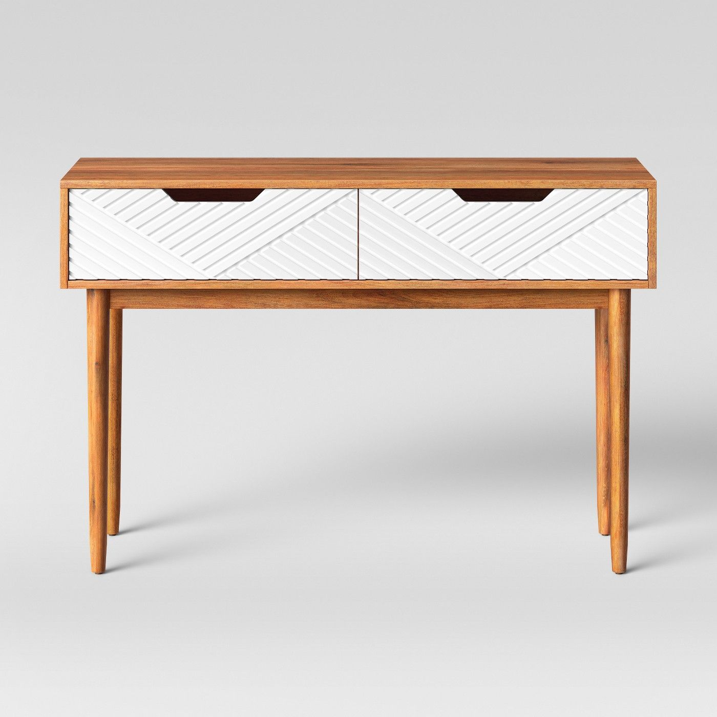 touraco console table brown white opalhouse dream house tachuri geometric front accent target margate dorm essentials modern coffee tables toronto antique blue side low furniture