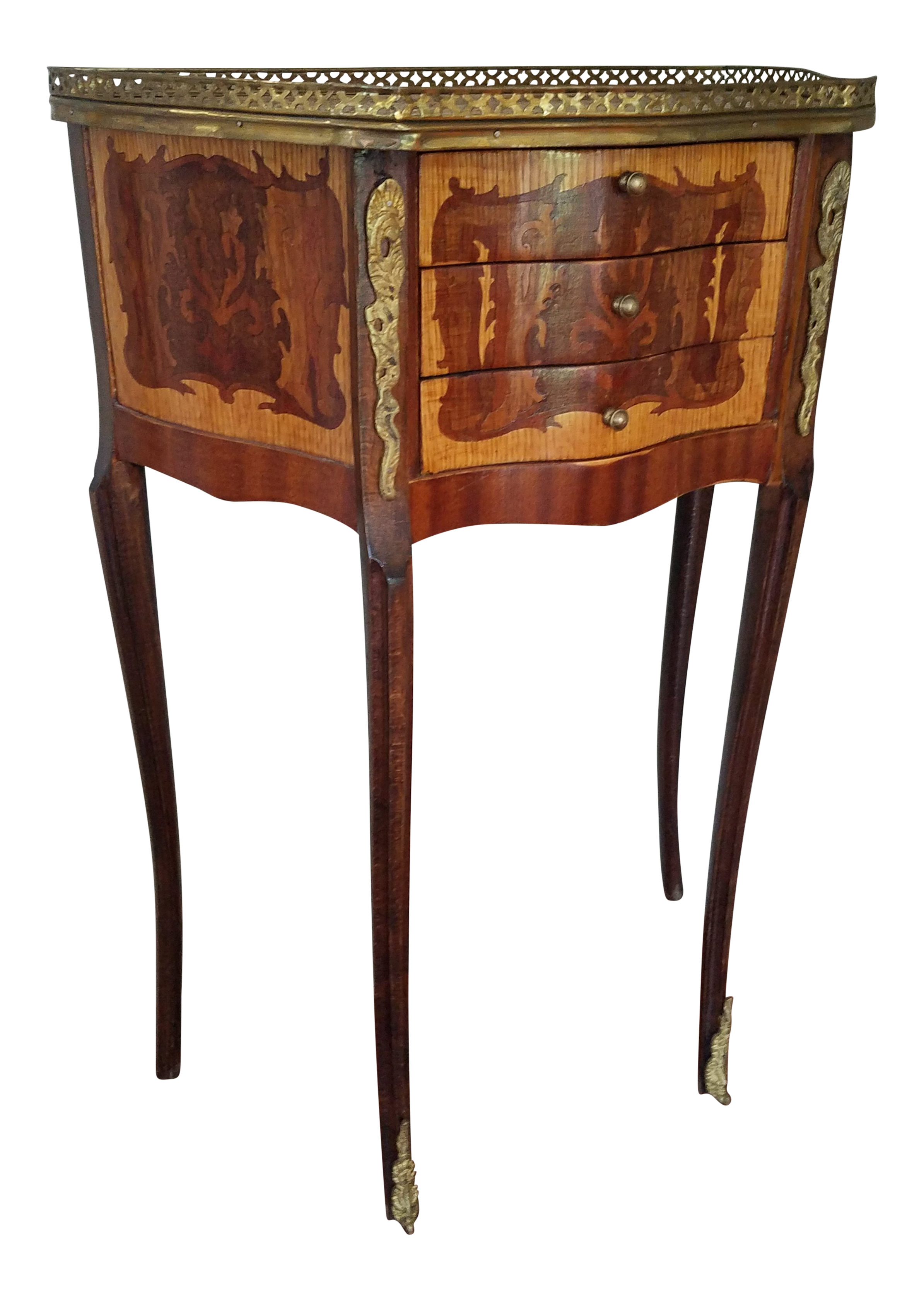 traditional mahogany side table chairish mawr metal accent clearance tables small cherry target clocks mini and chair set fire pit painted furniture acrylic round tall lamps white