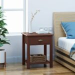 traditional wooden accent side table walnut noble house furniture wood green bedside lamps white home accessories long farm couch covers target throne seat mid century kitchen 150x150