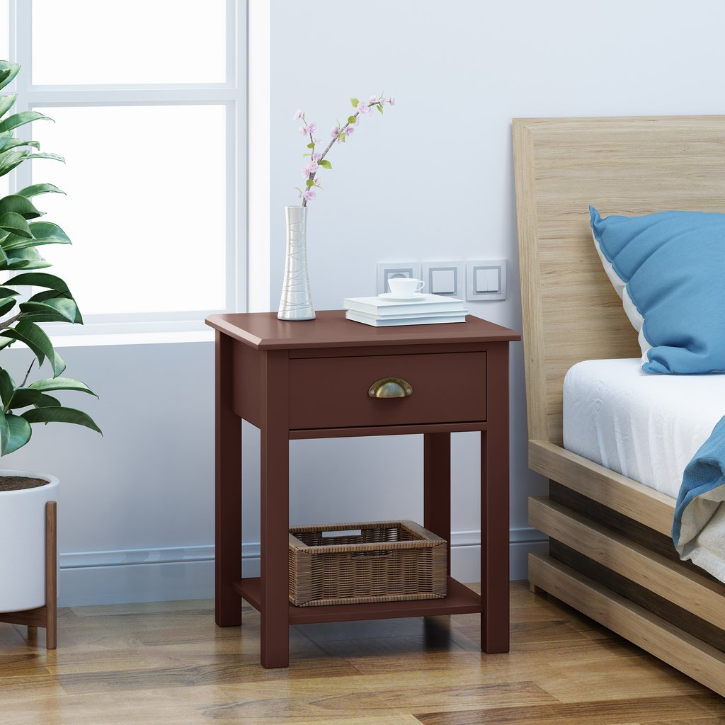 traditional wooden accent side table walnut noble house furniture wood green bedside lamps white home accessories long farm couch covers target throne seat mid century kitchen