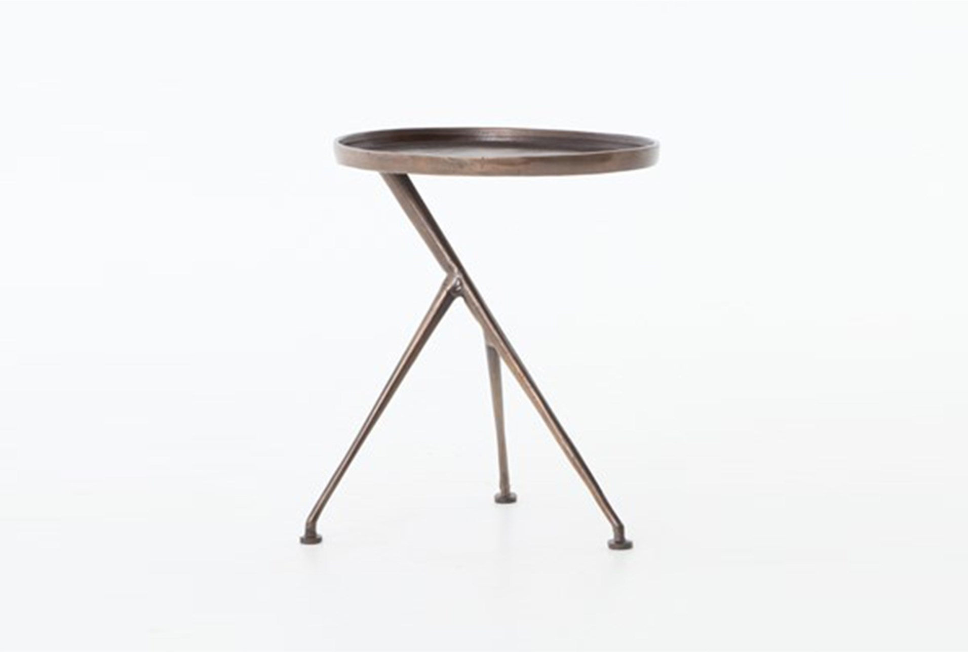 trae accent table living spaces antique style qty has been successfully your cart light lamp metal glass target side wood small round wooden dining room furniture short lamps