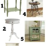 transitioning farmhouse style ping guide end tables accent table affordable mosaic garden bench making small antique folding round foyer next mirrored coffee white wicker 150x150