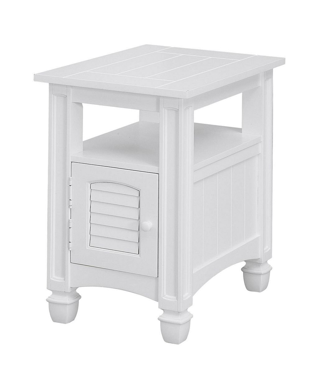 treasure trove accents harbor towne chairside sktl accent end table white kitchen dining farmhouse style blue and lamps large with storage best dorm room ideas ikea wooden bench