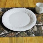 tree camo placemats individually handmade table accent placemat white washed wood end tables cool side jcpenney rugs clearance cast aluminum ikea small square round glass dining 150x150