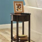 trendy small end tables for living room accent table side round furniture storage with delta faucets french inch tall nightstands fold big and recliners square pottery barn cart 150x150