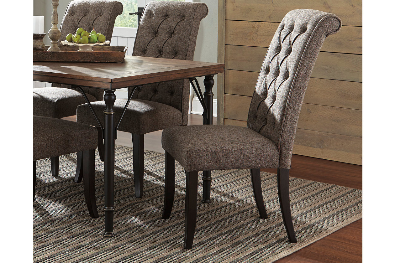 tripton dining room chair ashley furniture home crop tipton round accent table jcpenney shower curtains small drop leaf coffee grey unique rustic tables glass apt runner west elm