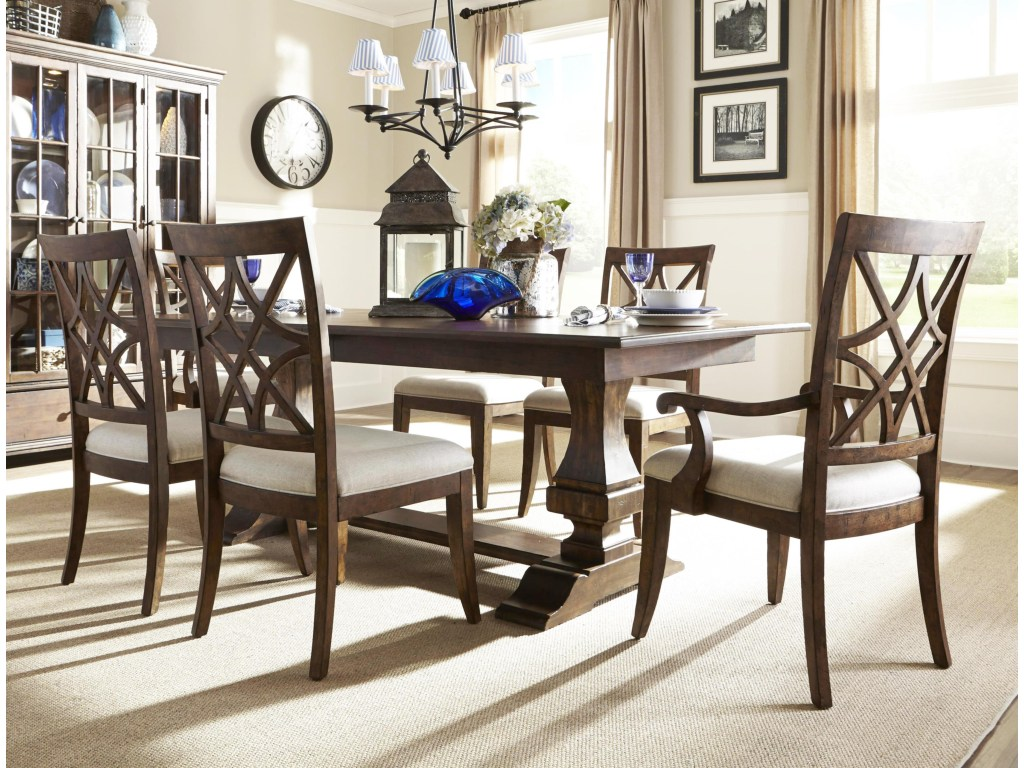 trisha yearwood home collection klaussner products color harrietta piece accent table set dining bar height aluminum patio wood floor threshold glass side tables for living room