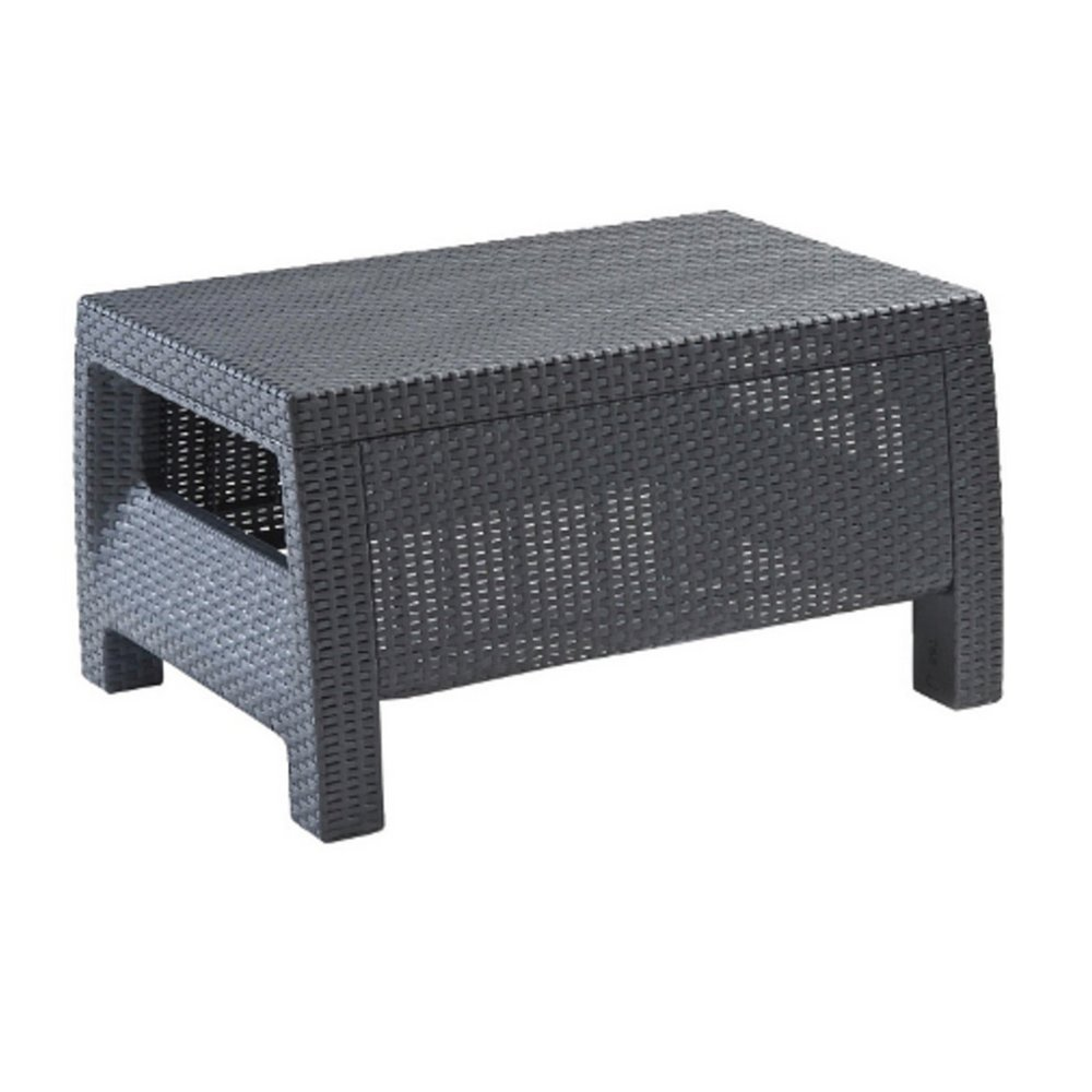 tsr small outdoor side coffee table for garden backyard living wicker spaces rectangular pool use and book hairpin furniture legs pub style height accent tables quirky bedside