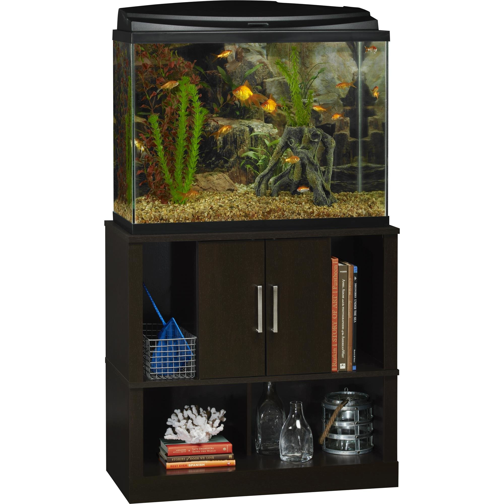 tucker murphy pet hooper gallon aquarium stand reviews accent console table furniture edmonton coffee round patio and chairs with umbrella antique kidney tall dining room west elm