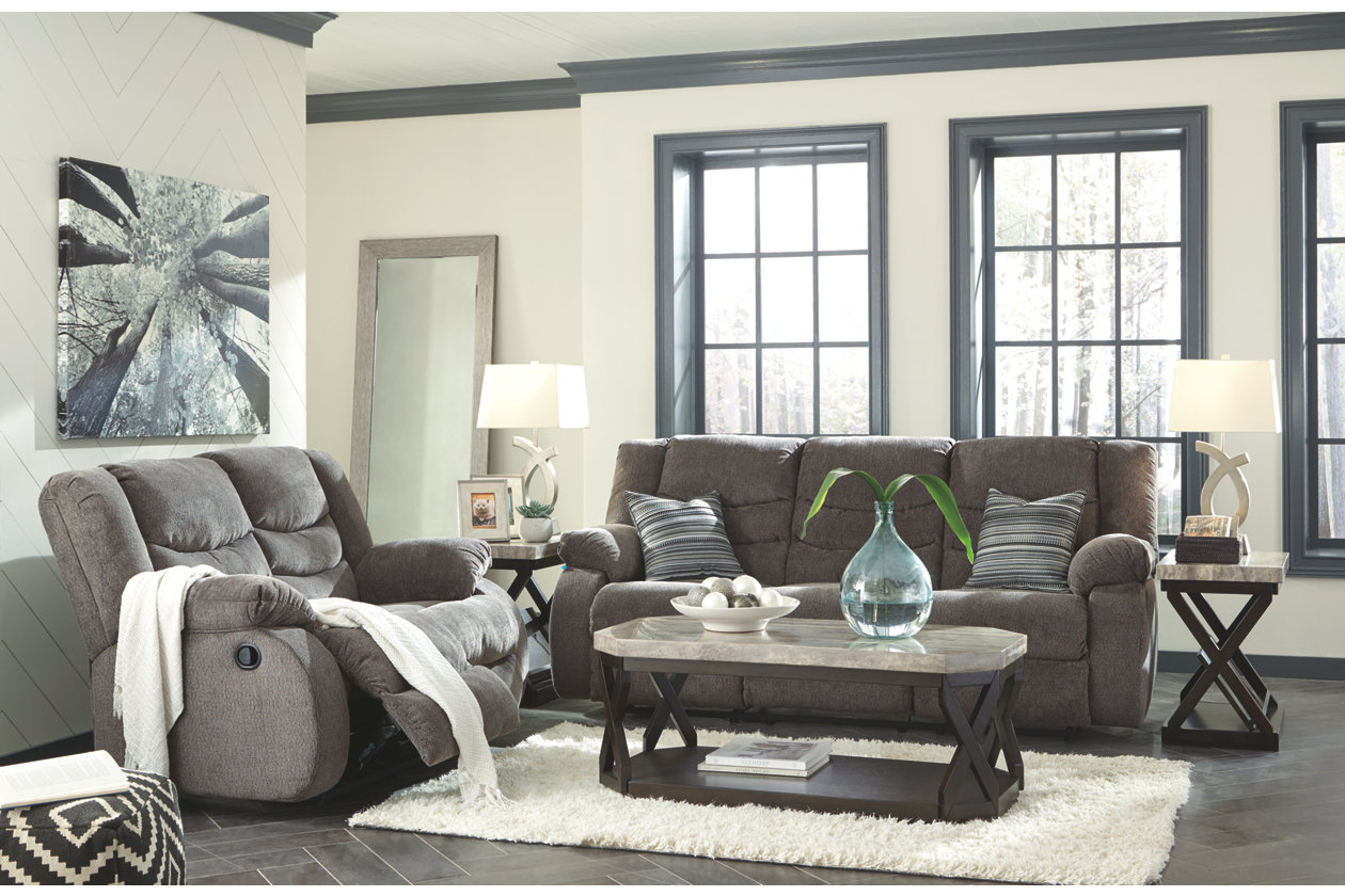 tulen reclining sofa ashley furniture home pillow don mirrored accent table clear ginger jar lamps mid century dining room chairs marilyn monroe bedroom decor compact set round