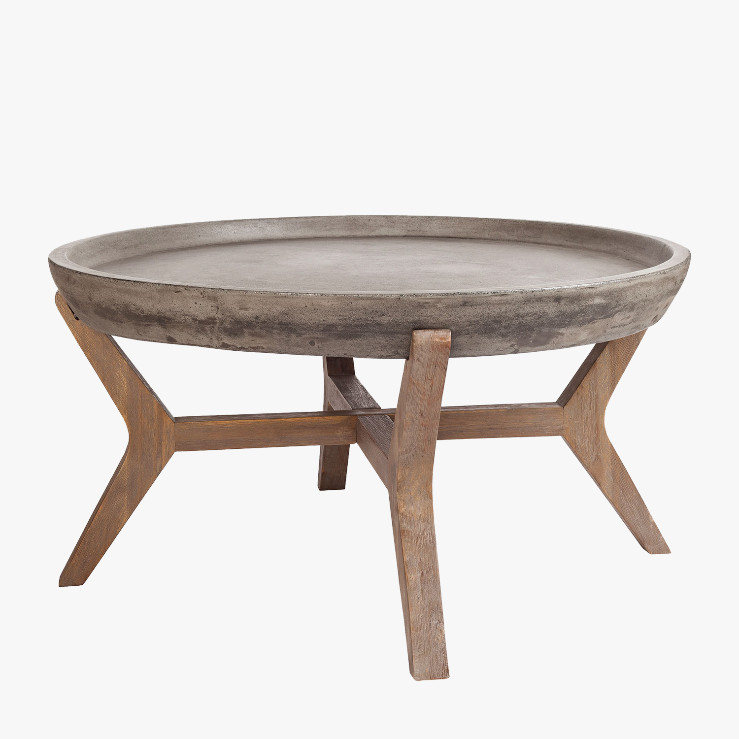tulu concrete top coffee table accent tables dear keaton wood parasol stand astoria chair entryway chests and cabinets copper side low for living room metal small mosaic patio