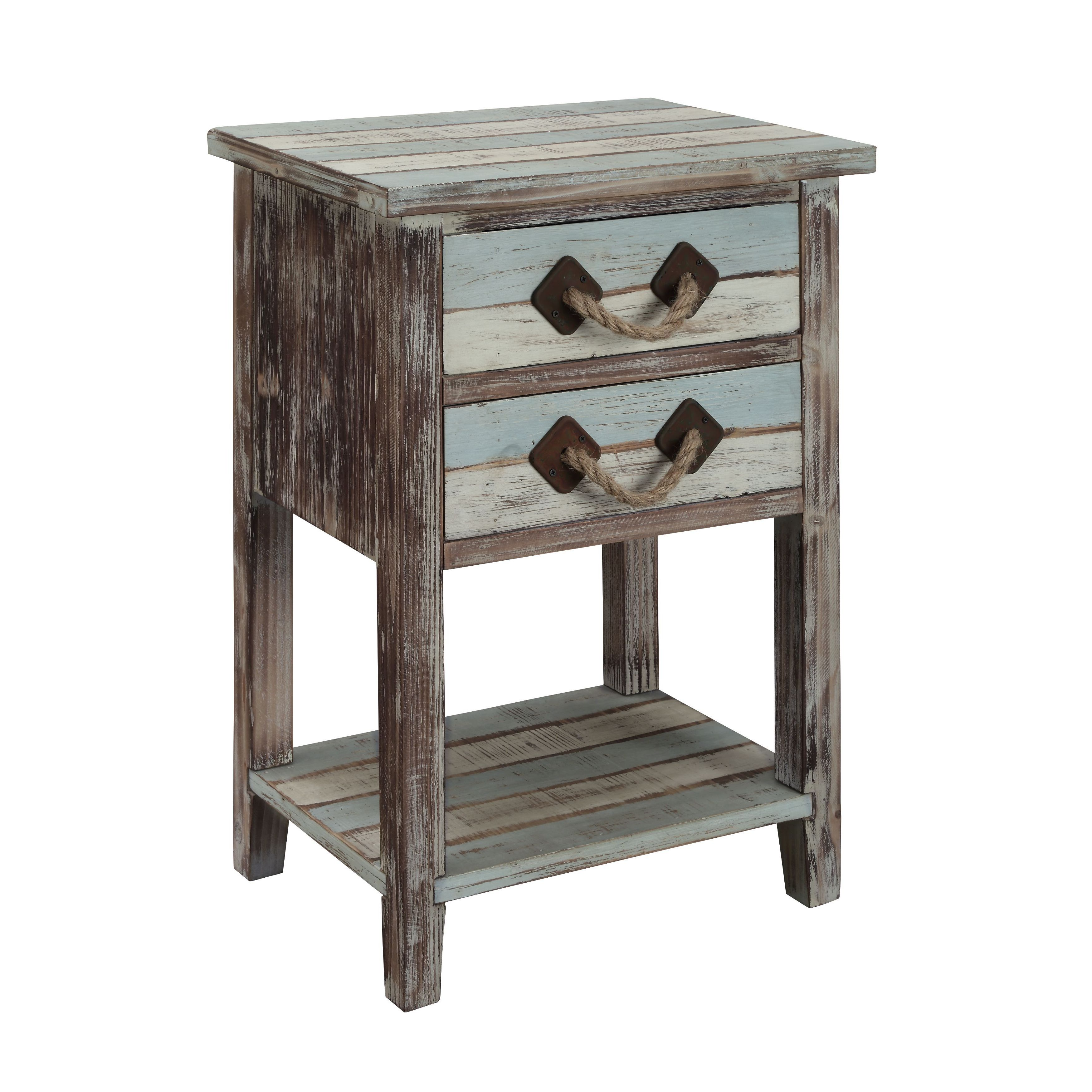 two drawer accent table free shipping today chest grey patterned armchair drum throne for guitar antique round pedestal barn door dining room pineapple lamp modern mirrored coffee